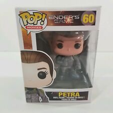 Funko Pop Petra 60 Enders Game Movies Vinyl Figure Vaulted Free New