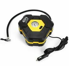 12 V Car Auto Electric Air Compressor Tire Inflator Pump Cigarette Lighter Plug