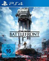 PS4 / Sony Playstation 4 Spiel - Star Wars: Battlefront DE/EN mit OVP