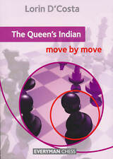 The Queen's Indian - Move by Move (Chess Book)