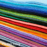 Wool Blend Large 12 inch Felt Squares * Any 20 from 69 Colours FREE UK P&P