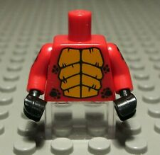 833 # LEGO Personaggio Accessori Berretto Rosso Scuro