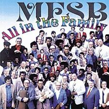 All in the Family by MFSB (CD, Aug-1997, Sony Music Distribution (USA))