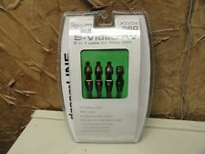 Xbox 360 S-Video / AV Cable - 2 in 1 Cable New Factory Sealed