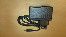 Bloc transfo alimentation Sega GAME GEAR ac adapter fr euro plug neuf new neu
