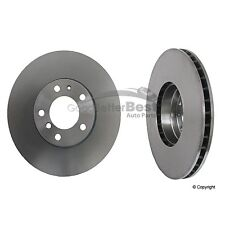 One New Genuine Disc Brake Rotor Front 34111159895 for BMW