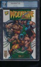 Wolverine Encyclopedia  2  PGX 9.8