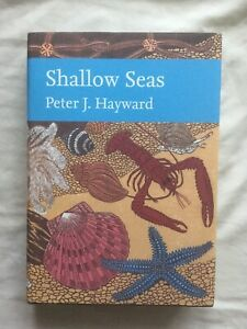 RARE SIGNED LIMITED TO 100 Shallow Seas Collins New Naturalist Library Book 131