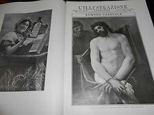 1909 ROOSVELT A NAPOLI IPPICA TOR DI QUINTO CICLISMO FEDRA D'ANNUNZIO STRAUSS