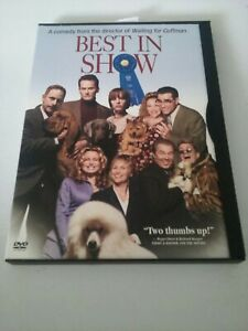Best in Show (DVD, 2001) Parker Posey, Catherine O'hara, Eugene Levy
