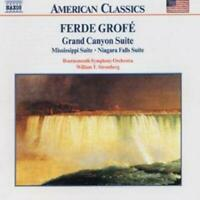 Ferde Grofe : Grand Canyon Suite / Mississippi Suite / Niagara Falls Suite CD