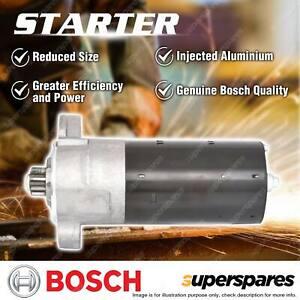 Bosch Starter Motor for Audi Q7 4L 3.0L BUG CASA CRCA 171KW 176KW 2006-2015