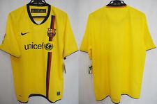 2008-2009-2010 FC Barcelona Barca Jersey Shirt Camiseta Away unicef NIKE XL BNWT