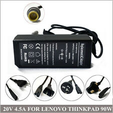 90W Battery Charger for IBM Lenovo ThinkPad Z61e Z61p X61 T61 T61P AC Adapter