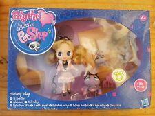 Littlest Pet Shop Blythe Doll fabulosamente Vintage Nuevo Y en Caja Especial