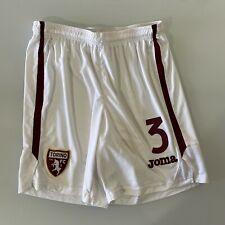Bremer Torino panta GARA indossati Serie A 2020 2021 match worn shorts no shirt