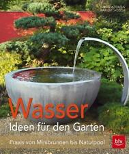 Wasser Im Garten Von Marion Lagoda Und Daniela Toman (2016, Gebundene  Ausgabe)