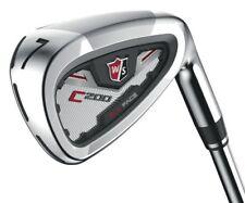 Wilson Staff C200 Iron Set Graphite Golf Clubs 8-pc Set 4-pw GW Right Hand Adult