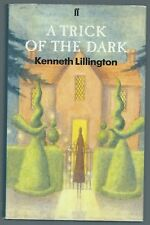 A Trick Of The Dark Kenneth Lillington Faber 1994 First Edition Good Condition