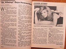 Ap-1982 St.Louis Post-Dispatch TV Mag(FLAMINGO ROAD/HOWARD DUFF/MORGAN FAIRCHILD