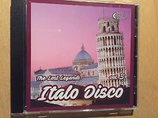 CD Italo Disco -The Lost Leg. vol.3 (Lim. Edition: only 100 copies)