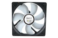 GELID 12 SILENT ventilateur Dimension mm120x120x25 ventilateur 3 Pin Molex M5C6