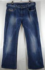 Men's Diesel ZATHAN 33 x 30 Denim Jeans wash 008TA W33 L30 33W 30L