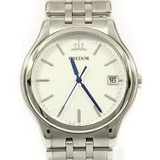 Authentic SEIKO 8J86-7A00 GCAZ057 Credor Signo Quartz  #260-001-798-7240