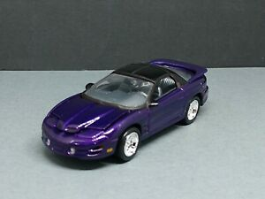2002 PONTIAC FIREBIRD WS-6 1/64 SCALE COLLECTIBLE LIMITED EDITION MUSCLE CAR
