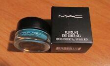 MAC Blue Peep Fluidline Eye-Liner Gel MAC Is Beauty Collection BNIB