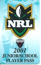 Penrith Panthers Lot NRL & Rugby League Trading Cards