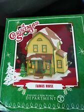 Farcus House ~ Dept 56 A Christmas Story Ralphie Retired Very Rare!