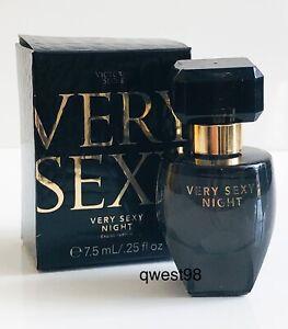 VICTORIA'S SECRET VERY SEXY EAU DE PARFUME TRAVEL SIZE 7.5 ml