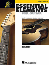 ESSENTIAL ELEMENTS FOR GUITAR METHOD BOOK 1
