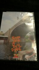 New Jump off a building Toy Machine Dvd vintage skate Film Bam Margera Rare Oop