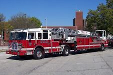 455 Digital Photos on CD: 21st Century Maryland MD Fire Rescue EMS Apparatus