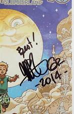 SIGNED Gabriel Rodriguez  LITTLE NEMO Premiere Ashcan #1 PREVIEW  WonderCon 2014