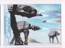 2017 Star Wars Galactic Files Reborn sketch card Anil Sharma (b)