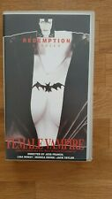 Female Vampire (Erotik Horror Jess Franco Lina Romay Redemption VHS Video 1995!)