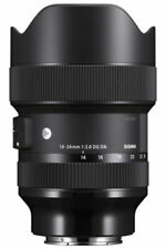 Sigma 14-24mm f/2,8 DG DN Wide Angle Camera Lens - Sony E-mount