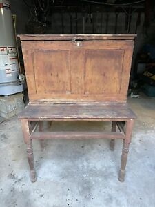 antique desk from 1800's