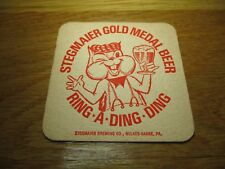 Stegmaier Gold Medal Beer Coaster