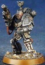 DO06 Warhammer 40K Deathwatch Overkill Ennox Sorrlock Iron Hands Sternguard Vet.