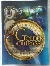 GOLDEN COMPASS TRADING CARDS COMPLETE SET INKWORKS 1-72