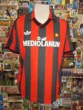 maglia calcio shirt maillot camiseta trikot MILAN VAN BASTEN TG L NO THAILANDESE