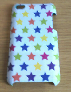 Hard Shell Ipod Touch 4th Gen Case Stars by Morfica - New & Boxed