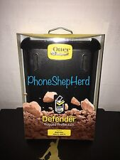 OtterBox Defender Series Case W/stand For  iPad Mini 3, 2, 1 Black Retail $70