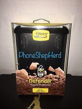OtterBox Defender Series Case W/stand For  iPad Mini 3, 2, 1 Black Retail $70