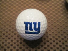 LOGO GOLF BALL-NFL...NEW YORK GIANTS......NEW!!!!