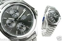 MTP-1246D-1A Water Resist Day Date Casio Men's Watch Quartz Analog Stainless